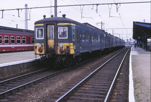 9218 Schaarbeek 30 april 1992