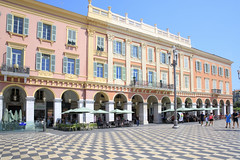 Place Masséna, Nice, France. - Photo of Beaulieu-sur-Mer