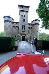 Mariage de Robin et Katy - Photo of La Malène