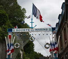 158th  Fête des Marins - Photo of Cricquebœuf