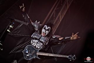 Kiss @ Rockfest 2019