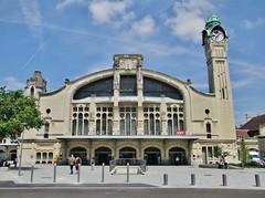 Rouen, Normandy, France.