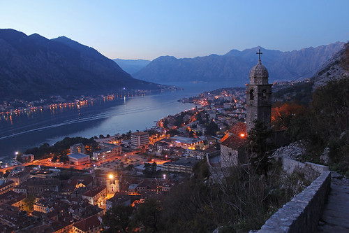 Bay of Kotor - Kotor, Montenegro