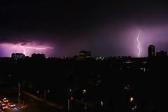 Thunderstorm over Ottawa