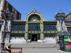 Spanish (outside Madrid) stations & trains
