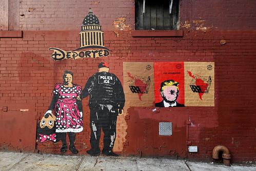 Minnie Deported, Sunset Park