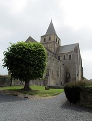 Abbey of Saint-Vigor de Cerisy,  Cerisy-la-Forêt 2018 - Photo of Saint-Marcouf