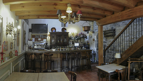 Bar. ANSÓ. LA JACETANIA. ARAGÓN. SPAIN.