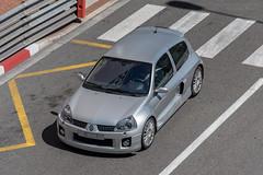 Renault Sport Clio V6 - Photo of Èze