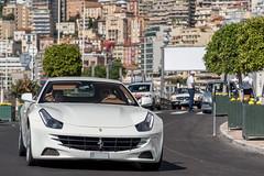 Ferrari FF - Photo of Èze