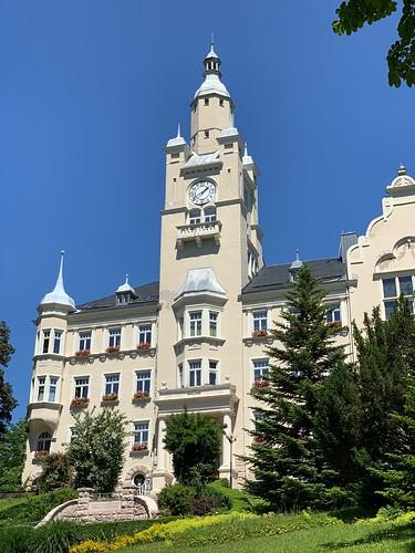 Schönstes Rathaus Sachsens