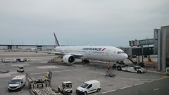 Air France Boeing 777 Charles De Gaulle Airport - Photo of Thieux
