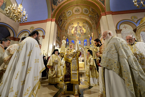 OCMC News - OCMC Celebrates the Enthronement of Archbishop Elpidophoros