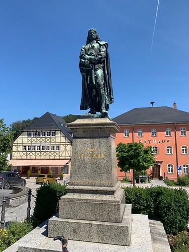 Paul Fleming in Hartenstein