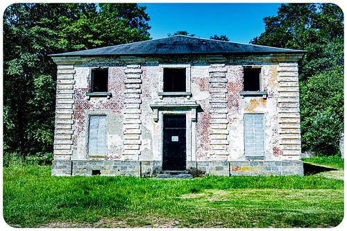 Maison Perdue aux fond des bois