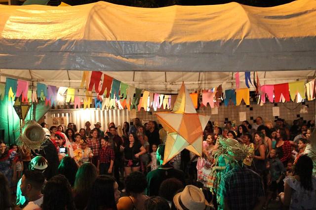 O encontro acontece na rua Canapi - Créditos: Divulgação