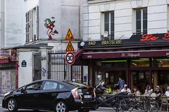 Invader, Paris - Photo of Villemomble
