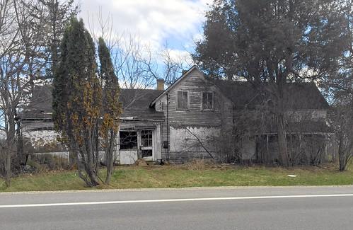 Vacant House, Wauconda, Illinois