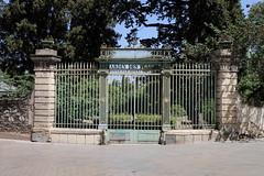 Montpellier, Jardin de Plantes