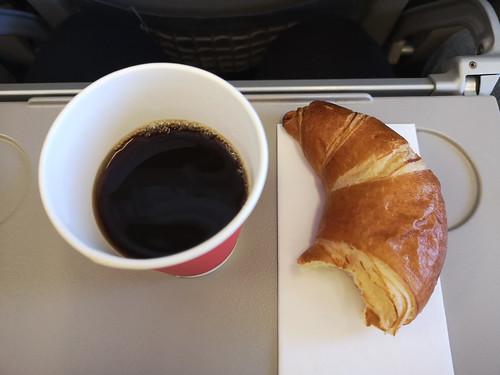 Croissant & Coffee