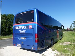 MERCEDES-BENZ Tourino - 88 - Autocars Ruban Bleu - Photo of Saint-Médard-en-Jalles