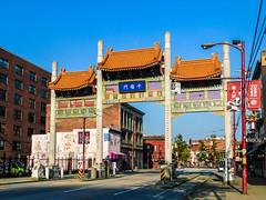 China Town and Dr. Sun Yat-Sen Clasical Garden