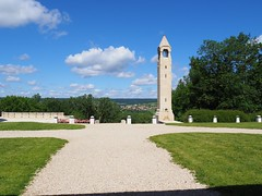 Battle of the Marne Memorial, Dormans