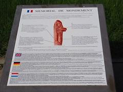 Memorial de Mondement - Photo of Broussy-le-Grand