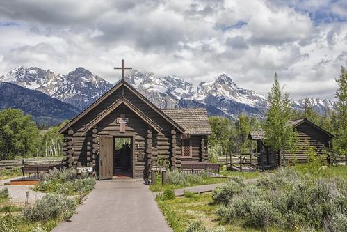 Chapel of the Transfiguration - Grand Teton National Park 7I4A3909