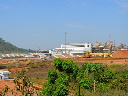 Projeto de mineração Onça Puma - Créditos: Divulgação: Vale