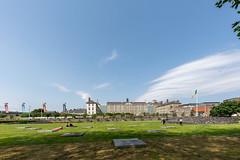 THE CROPPIES ACRE MEMORIAL PARK [BENBURB STREET DUBLIN]-153519