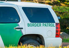 Border Patrol - Customs and Border Protection (CBP) Vehicle