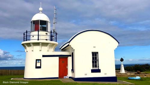 Crowdy Head Lighthouse - Crowdy Bay National Park