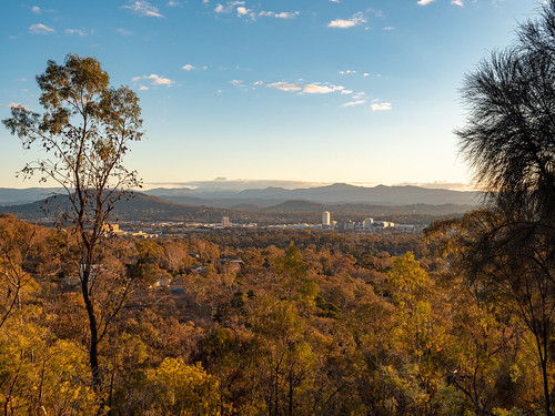 Woden from Red Hill, Canberra