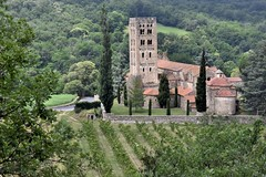 _DSC4760 : abbaye St Michel de Cuxa - Photo of Estoher