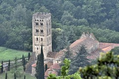 _DSC4750 : abbaye St Michel de Cuxa - Photo of Estoher