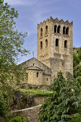 _DSC4804 : abbaye St Martin du Canigou - Photo of Escaro