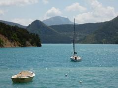 Lac de Castillon - Photo of Saint-André-les-Alpes
