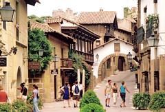 El Poble Espanol, Barcelona