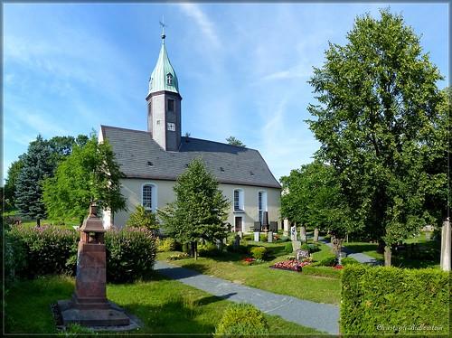 Kirche zu Langenwolmdorf