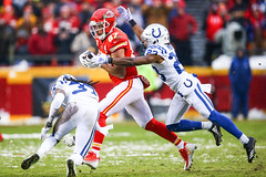 2019 Divisional Playoff Game: Kansas City Chiefs vs Indianapolis Colts