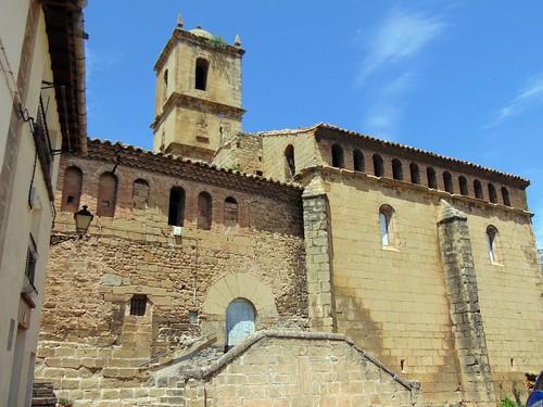 Agüero (Osca). Iglesia de San Salvador