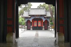 CHINE de Qufu à JINAN (Shandong)