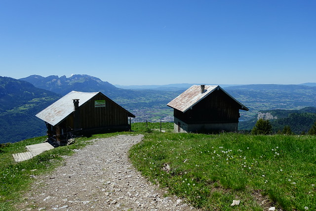 Photo:Chalets de la Ravire @ Le Petit Môle @ Hike to Le Môle By *_*