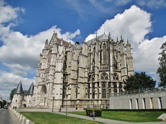 Beauvais, Hauts-de-France, France.