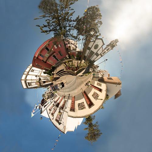 Mini mundo de La Villa de Moya