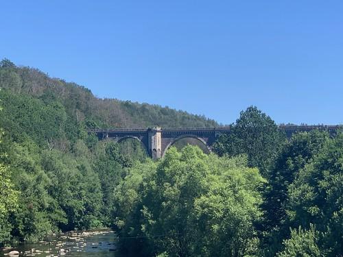 Viadukt in Breitenau
