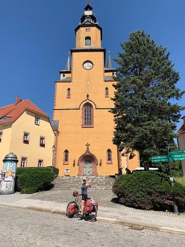 Kirche in Oederan