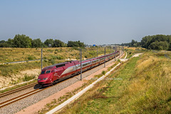 29 juin 2019 TGV R 4539 Train 9911/0 Bruxelles -> Bordeaux Saint-André-de-Cubzac (33) - Photo of Prignac-et-Marcamps