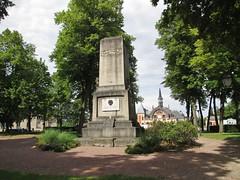 Senlis, Hauts-de-France, France.